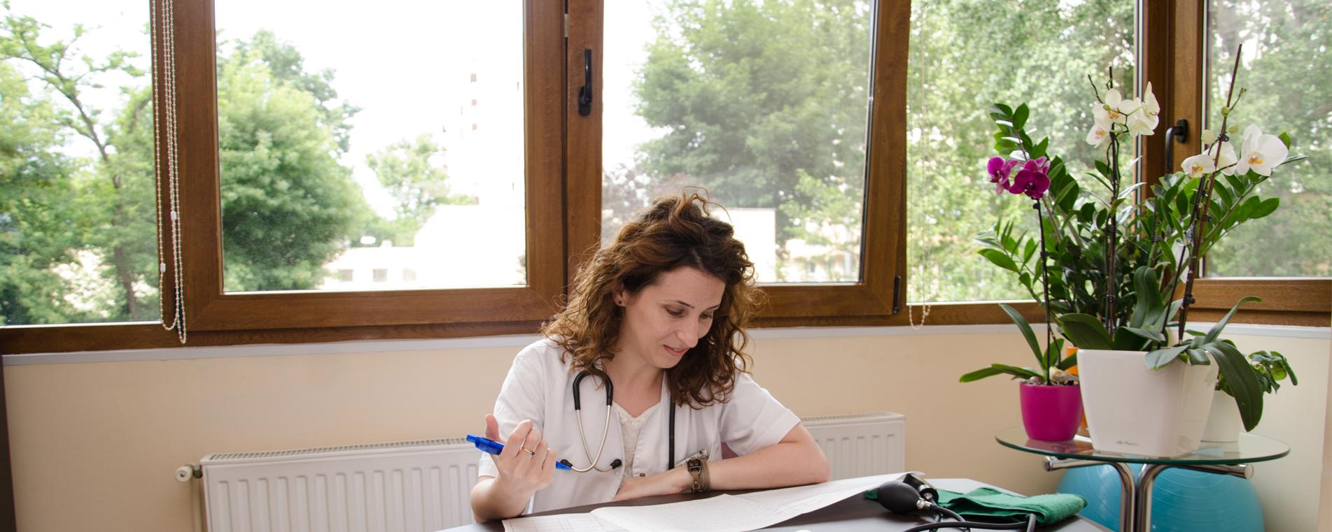 Servicii medicale<br><span>de incredere</span>